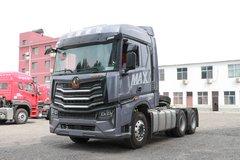 中国重汽 HOWO Max重卡 510马力 6X4牵引车(国六)(灰色)(ZZ4257V344KF1) 卡车图片