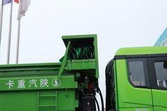 陕汽重卡 德龙X5000 430马力 8X4 5.8米自卸车(国六)(SX33195D276)