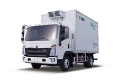 中國重汽HOWO 悍將 160馬力 4X2 4米冷藏車(國六)(ZZ5047XLCH3315F145)圖片