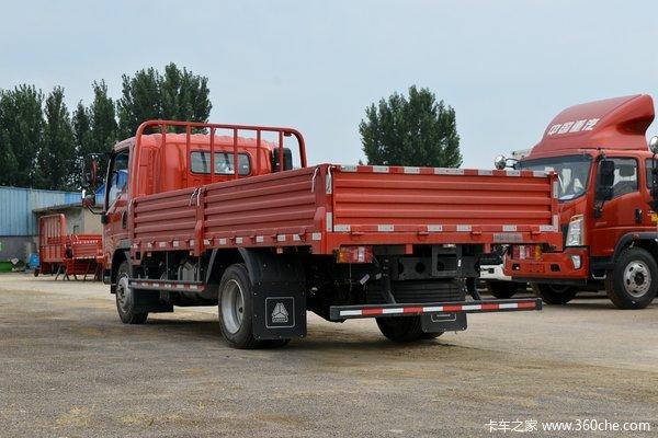 甘肃兰州悍将载货车兰州市火热促销中 让利高达0.2万