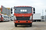 中國重汽HOWO 悍將 130馬力 3.85米排半欄板輕卡(ZZ1047F3114F145)圖片