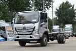 福田 歐馬可S3系 156馬力 4.17米單排欄板輕卡(國六)(BJ1128VGJFA-AB1)圖片