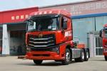 中國重汽 HOWO Max重卡 460馬力 6X4牽引車(國六)(ZZ4257V344KF1)圖片
