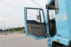 陕汽重卡 德龙L5000 旗舰版 245马力 4X2 6.8米栏板载货车(国六)(蓝色)(SX1189LA501F2)