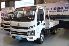 跃进 福运S80 95马力 4.05米单排栏板小卡(国六)(SH1043PEDBNZ3) 卡车图片