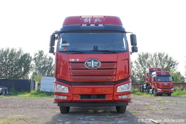 一汽解放 新J6P重卡 领航标载版 新南方款 500马力 6X4牵引车(CA4250P66K25T1A1E5)
