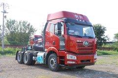 一汽解放 J6P 价值版 460马力 6X4牵引车(国六)(CA4250P66K25T1E6)