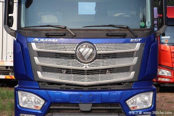 回馈客户 徐州凯曼欧曼EST载货车售39万