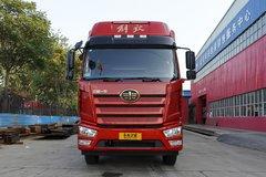 一汽解放 J6L重卡 260马力 6X2 9.7米仓栅式载货车(CA5250CCYP62K1L5T3E6)