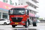 中国重汽HOWO G5X中卡 220马力 6.75米排半厢式载货车(国六)(ZZ5187XXYK521DF1)