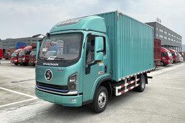 陜汽商用車 軒德E9 4.5T 4.1米單排純電動廂式輕卡