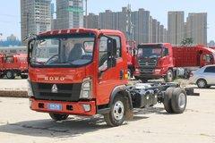 中国重汽HOWO 统帅 160马力 4X2 4.15米单排仓栅轻卡(国六)(ZZ5047CCYG3315F144) 卡车图片