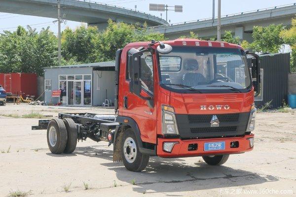 新車到店 北京市統帥載貨車僅需11萬元