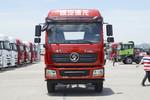 陕汽重卡 德龙L3000 旗舰版 245马力 4X2 9.8米厢式载货车(国六)(SX5189XXYLA721F2)图片