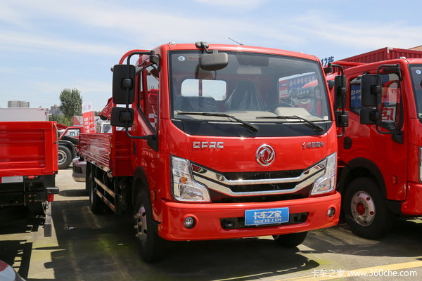 南京东驿达多利卡D6载货车南京市火热促销中 让利高达0.6万