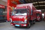 江淮 康铃J5 130马力 4.15米单排厢式轻卡(国六)(HFC5045XXYP22K1C7S)图片