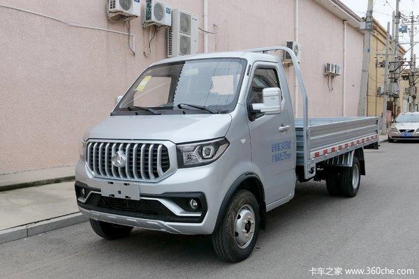 神騏T30載貨車北京市火熱促銷中 讓利高達0.4萬