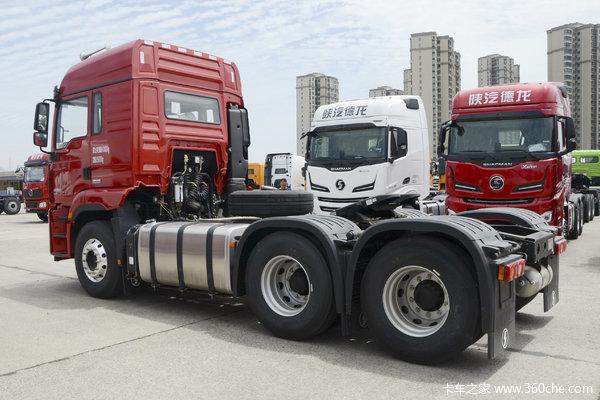德龙M3000S牵引车无锡市火热促销中 让利高达0.5万