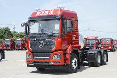 陕汽重卡 德龙M3000S 轻量化版 460马力 6X4 LNG牵引车(国六))(SX4259MD4TLQ1) 卡车图片