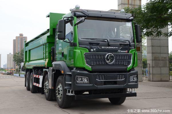 陕汽重卡 德龙M3000S 400马力 8X4 6.5米自卸车(SX3310MB326)