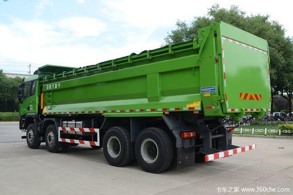 回馈客户陕汽德龙X3000自卸车仅售42万