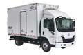 东风柳汽 乘龙L2 165马力 4X2 4.08米冷藏车(国六)(LZ5041XLCL2AC1)图片