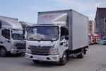 福田 時代領航5 131馬力 4.14米單排廂式輕卡(國六)(寬體)(BJ5046XXY9JBA-04)圖片