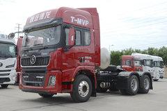 陕汽重卡 德龙X5000 460马力 6X4 LNG牵引车(国六)(SX4259XD4TLWQ1) 卡车图片
