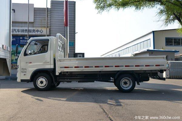优惠0.7万包头时代3.3米载货车促销中