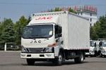 江淮 骏铃V5 132马力 4.15米单排厢式轻卡(国六)(HFC5043XXYP31K2C7S)图片