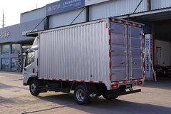 福田 时代领航6 150马力 4.14米单排厢式轻卡(国六)(BJ5046XXY9JBA-04) 卡车图片