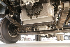 跃进 快运H500 150马力 4.17米单排仓栅式轻卡(国六)(SH5043CCYZFDDWZ) 卡车图片