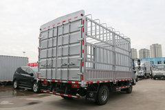 福田 欧马可S1系 156马力 4.17米单排仓栅式轻卡(国六)(BJ5048CCY-FV) 卡车图片