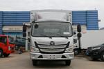 福田 欧马可S1系 158马力 3.83米单排仓栅式轻卡(国六)(BJ5048CCY-FM6)图片