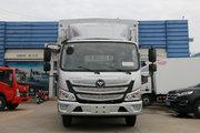 福田 欧马可S1系 130马力 3.83米排半仓栅式轻卡(国六)(BJ5048CCY-FM6)