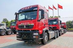 中国重汽 HOWO TX重卡 430马力 6X4 牵引车(国六)(ZZ4257V324GF1) 卡车图片