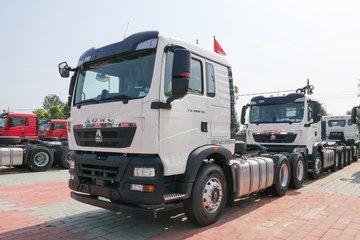 中国重汽 HOWO TX7重卡 460马力 6X4 牵引车(国六)