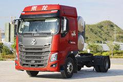 东风柳汽 乘龙H7重卡 500马力 6X4 LNG自动挡牵引车(国六)(LZ4250H7DM1)