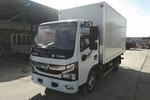 东风 凯普特K5 CNG 122马力 4米单排厢式轻卡(EQ5031XXY3CNDFAC)图片