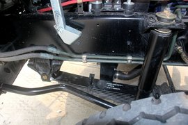豪曼H3自卸车底盘                                                图片