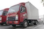 中国重汽HOWO 追梦 130马力 4.15米单排厢式轻卡(星瑞)(ZZ5047XXYH3315F145H)图片