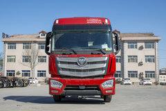 福田 欧曼EST 西南版 580马力 8X4 9.45米AMT自动挡冷藏车(BJ5329XLCY6GRL-01)