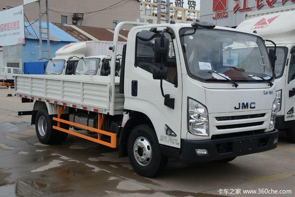 优惠0.5万 江门市凯运蓝鲸载货车火热促销中