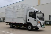 玉柴新能源 EC214 4.5T 4.125米單排純電動倉柵式運輸車
