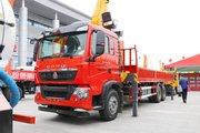 中国重汽 HOWO TX 350马力 6X4 随车起重运输车(国六)(徐工机械)(XGS5251JSQZ6)
