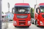 东风商用车 天龙旗舰KX 经典版 560马力 6X4 牵引车(速比3.64)(带液缓)(DFH4250CX7)图片