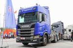 斯堪尼亚 新R系列重卡 500马力 6X2R牵引车