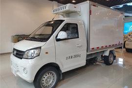 新龍馬汽車 啟騰N50EV CATL版 2.6T 2.76米純電動冷藏車41.86kWh