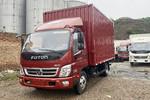 福田 奥铃捷运 150马力 4.14米单排厢式轻卡(国六)(BJ5045XXY8JDA-AB1)图片