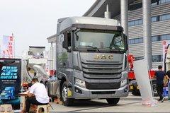 江淮 格尔发K7重卡 舒适版 560马力 6X4 AMT自动挡牵引车(国六)(气囊悬架)(HFC4252P1K8E33KS) 卡车图片